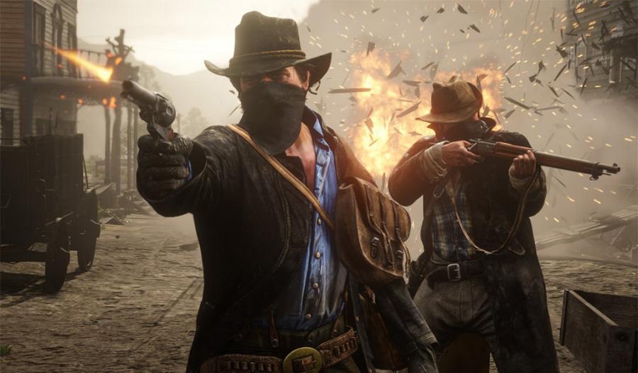 Все оружие в Red Dead Redemtion 2: Винтовки