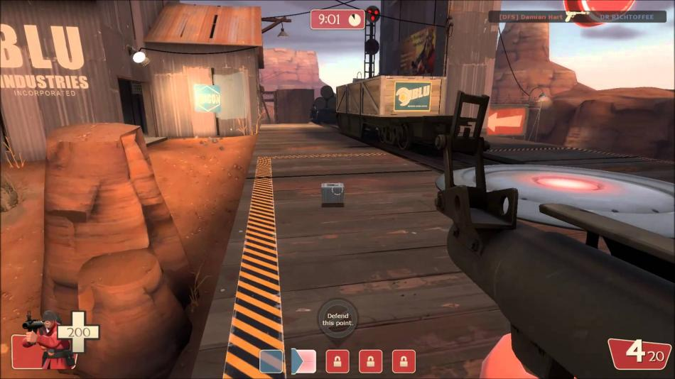 Team Fortress 2 обзор