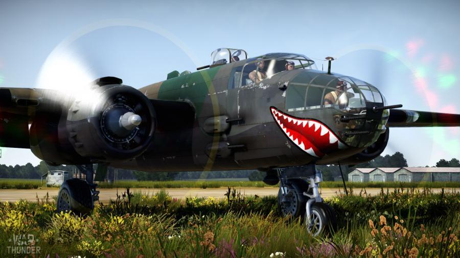 War Thunder обзор