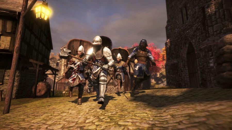 Chivalry: Medieval Warfare обзор