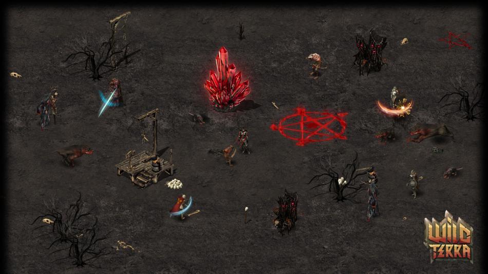 Wild Terra Online обзор