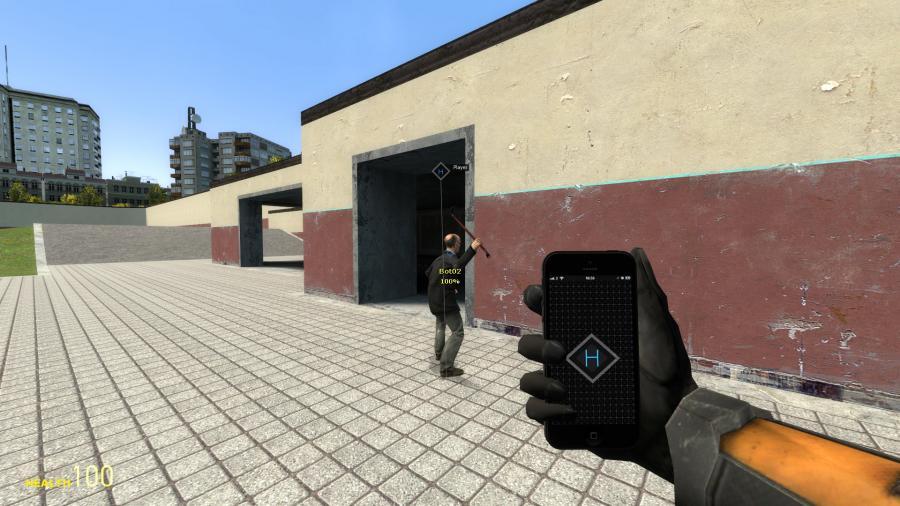 Garry's Mod обзор