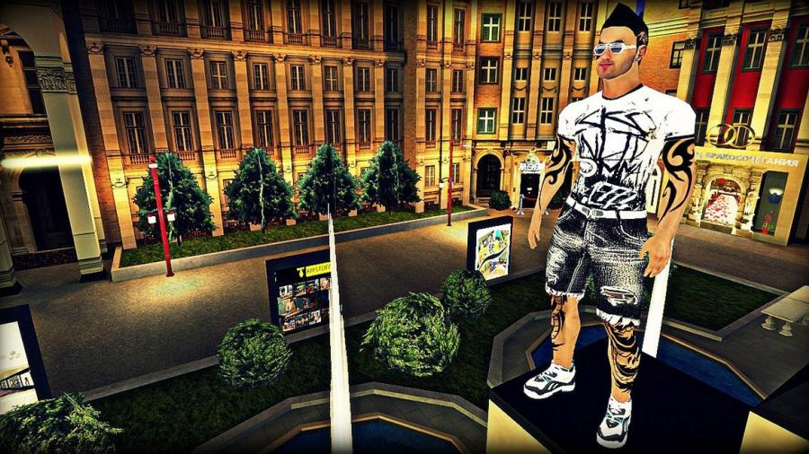 LoveCity 3D обзор