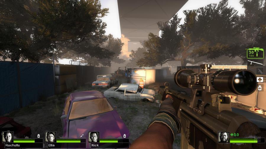 Left 4 Dead 2 обзор