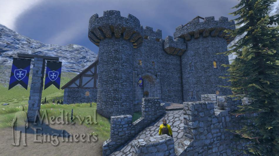 Medieval Engineers обзор