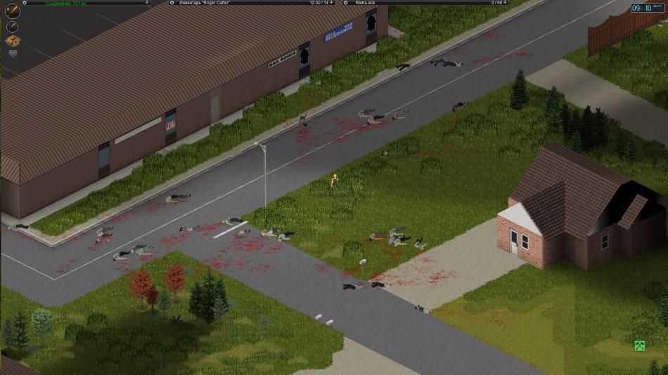Project Zomboid обзор