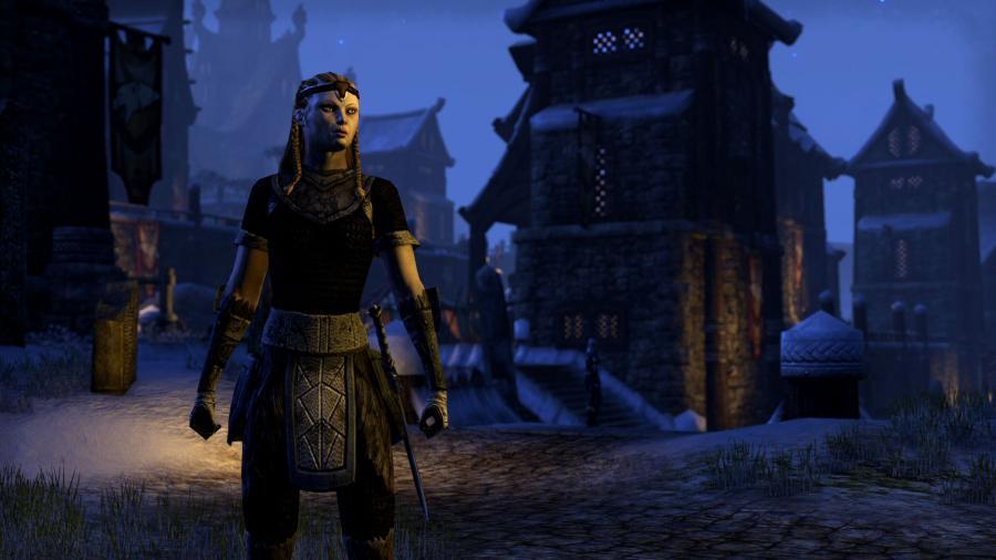 The Elder Scrolls Online обзор