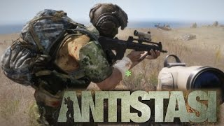 AntiStasi PVE - COOP [mod:RHS+CUP CORE:MAPS]