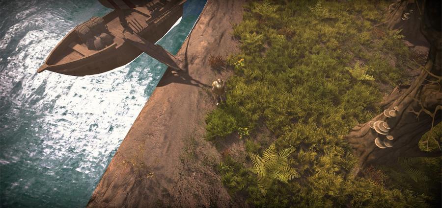 Wild Terra 2. Репортаж с места разработки