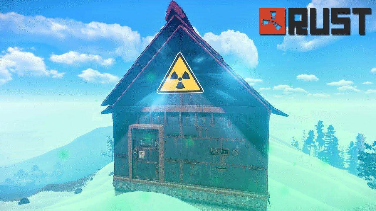 Строительство в Rust: Как построить свой первый дом?
