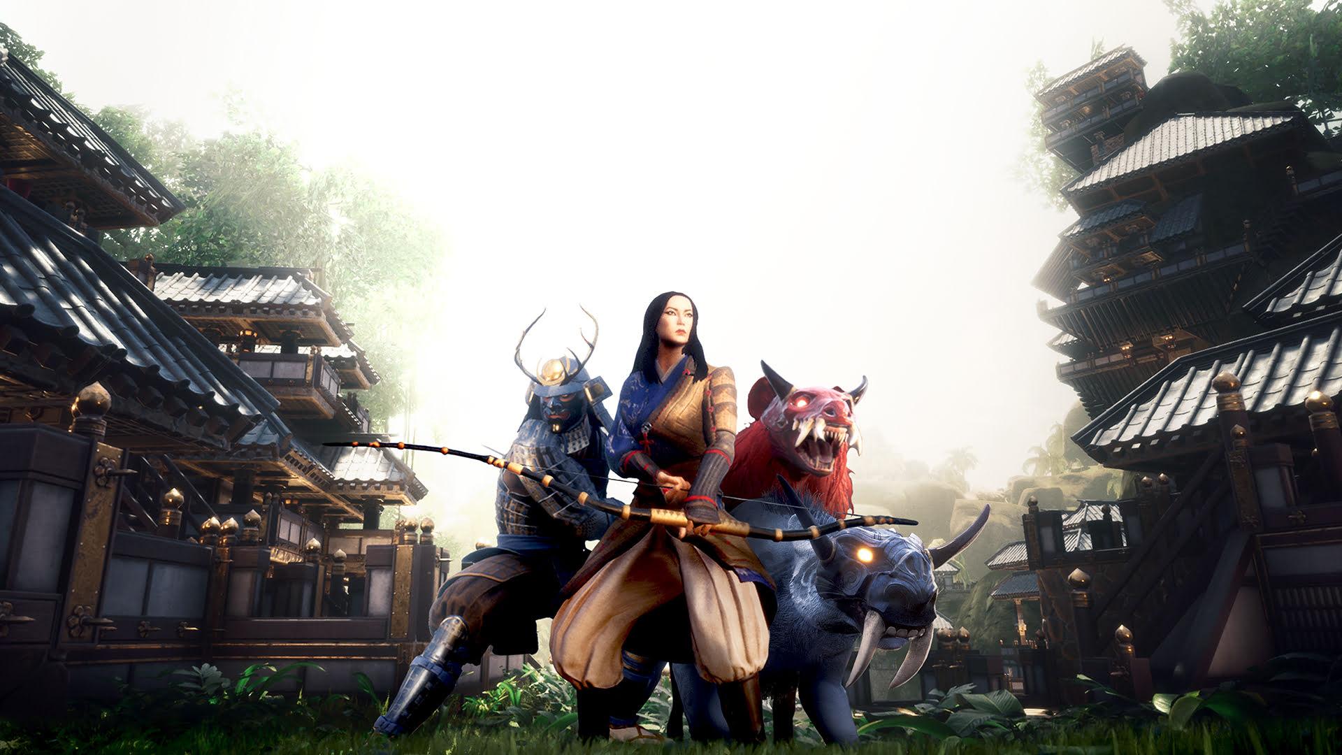 Оружие в Conan Exiles: Катаны