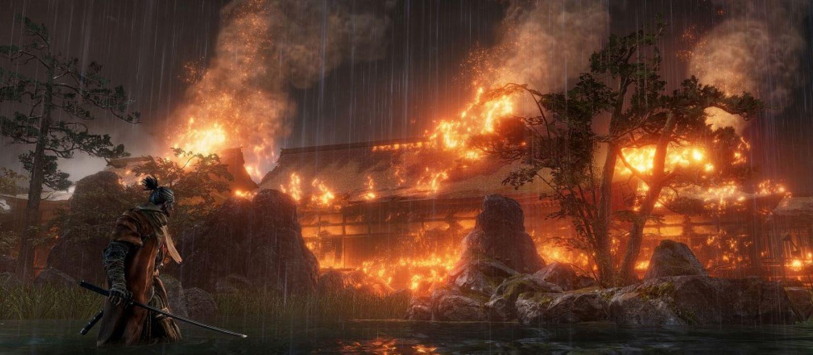 Все для крафта в Sekiro: Shadows Die Twice - Где найти железо, порох, магнетит и воск?