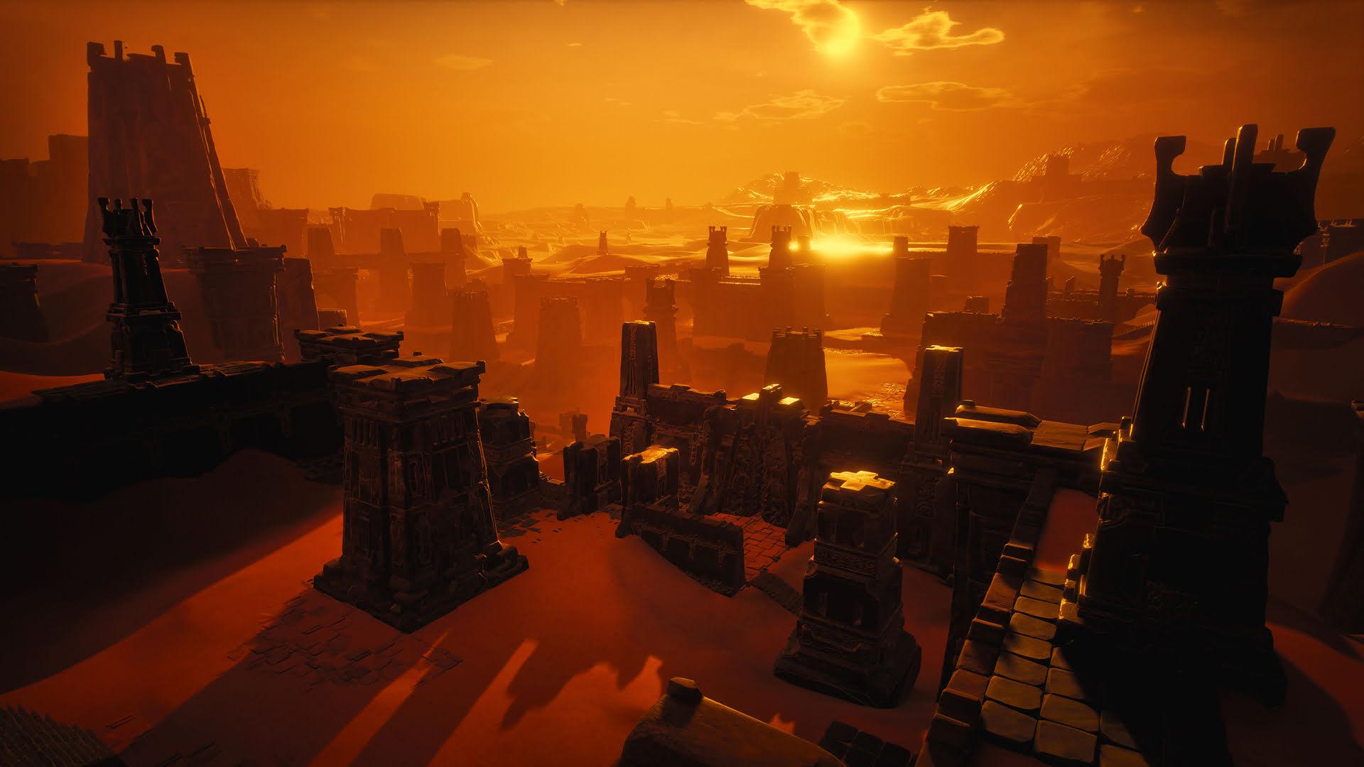 Безымянный Город в Conan Exiles: Гайд по боссам