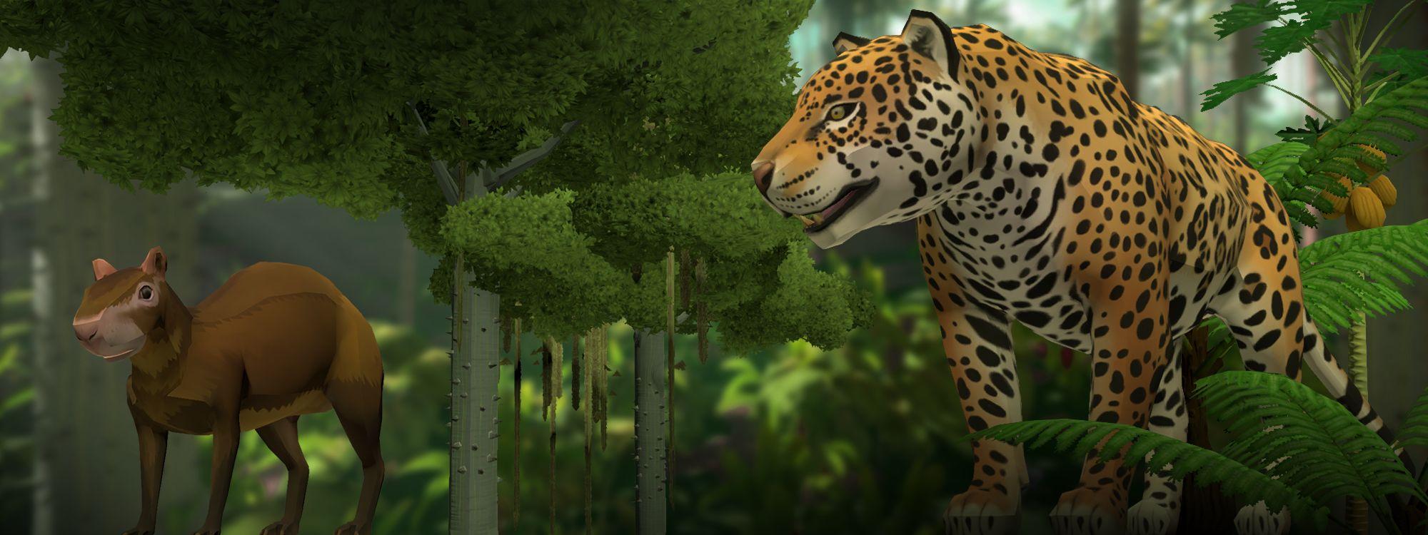 Животные в Eco 9.0