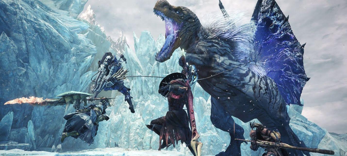 Гайд по Monster Hunter World: Как подготовиться к Iceborne?