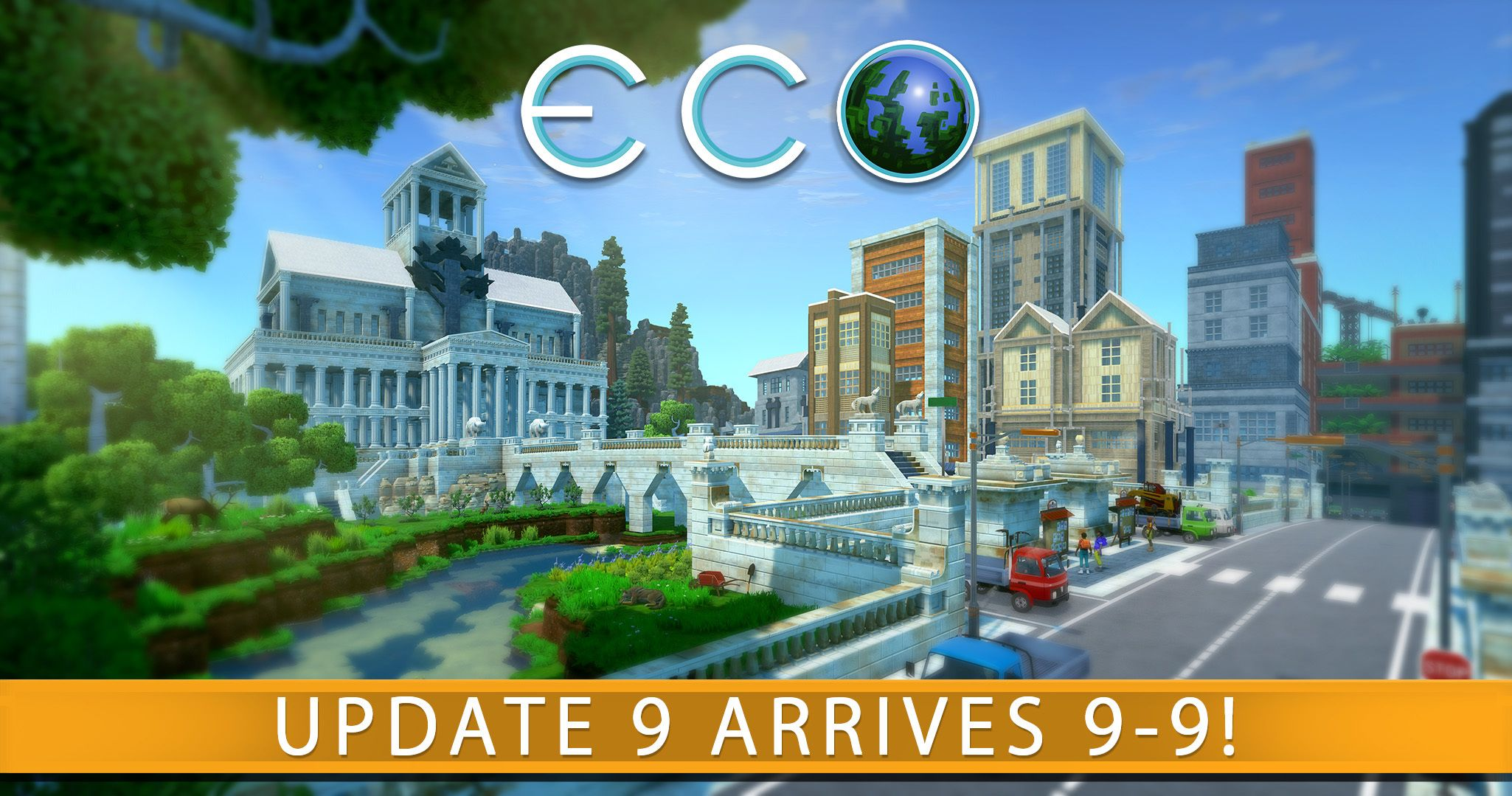 Eco Обновление 9 выйдет 09.09!