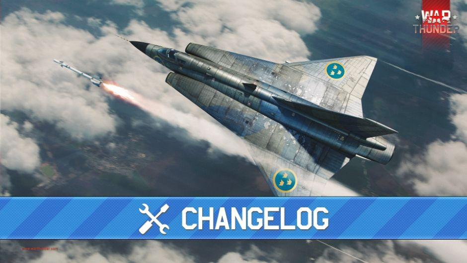 War Thunder - обновление 2.9.0.75