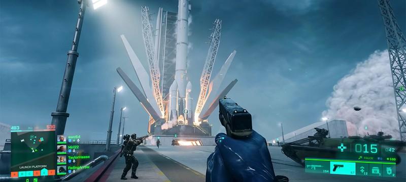 Какое оружие присутствует в открытой бета-версии Battlefield 2042?