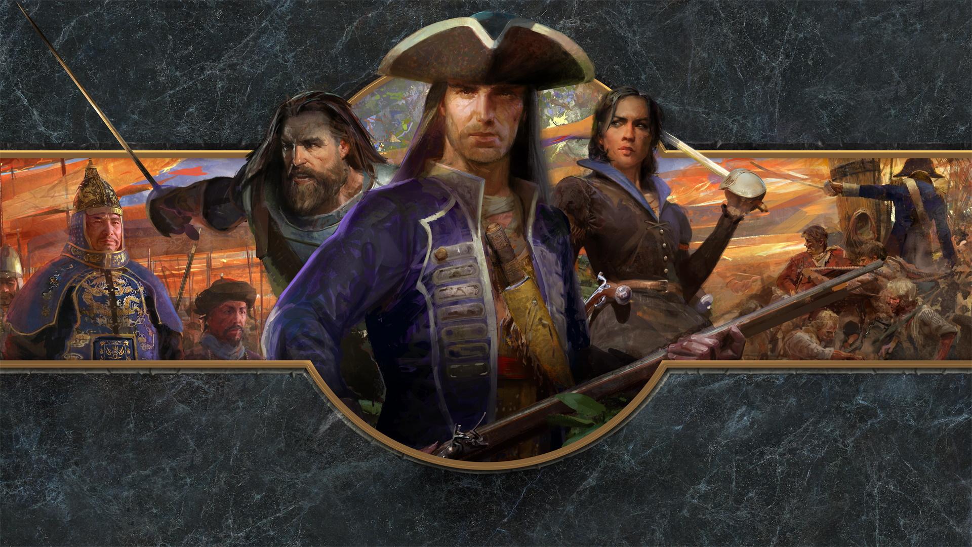 Age of Empires III - обновление 38254