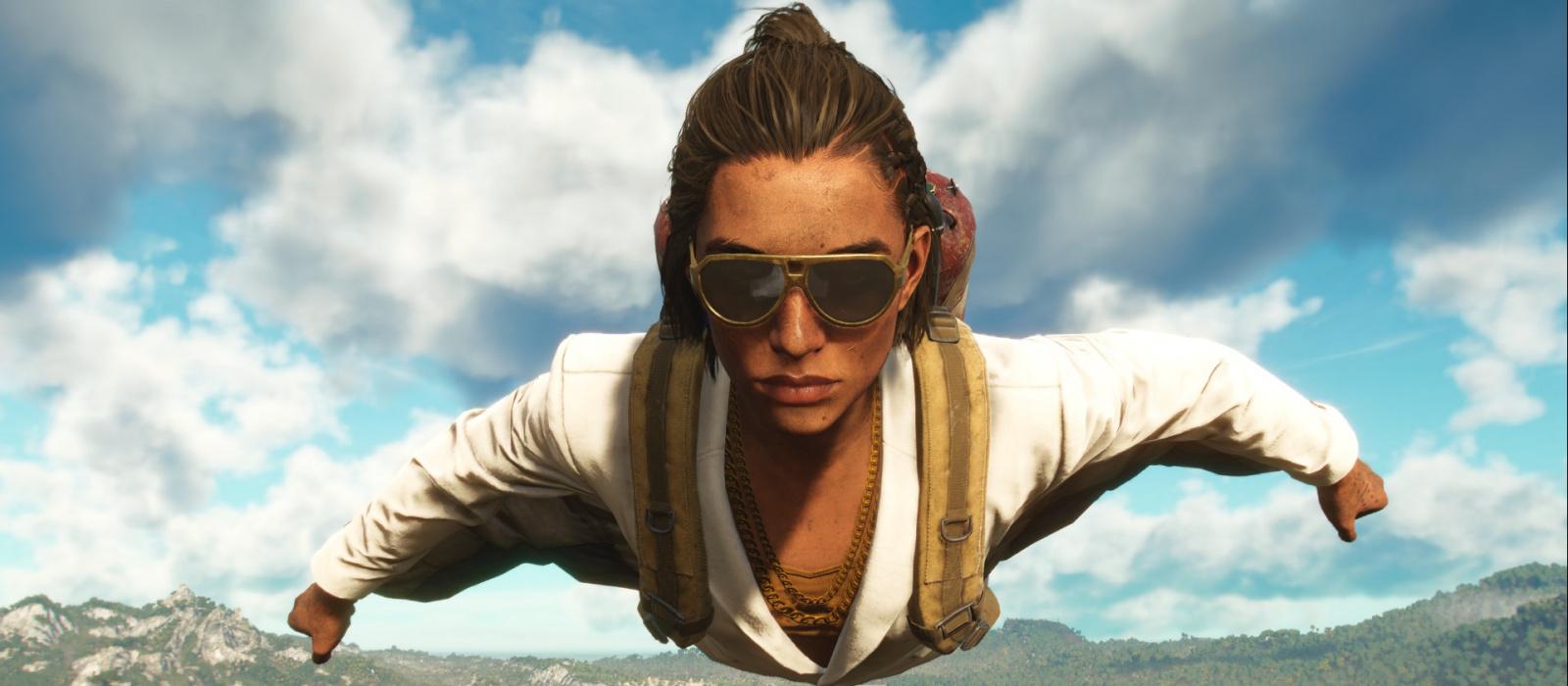 Как получить костюм-крыло (вингсьют) в Far Cry 6.