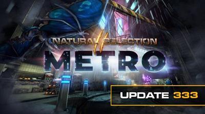 Выпущено обновление METRO!