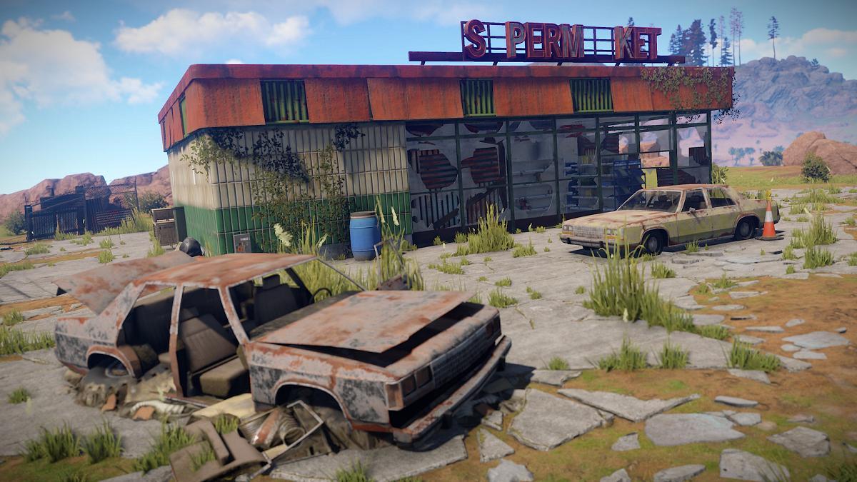 Rust обзор