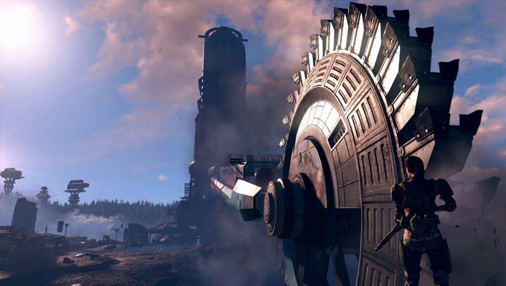 Шахта Гуали в Fallout 76: Где найти ключ?