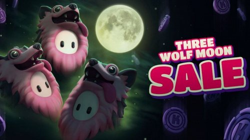 Three Wolf Moon Sale