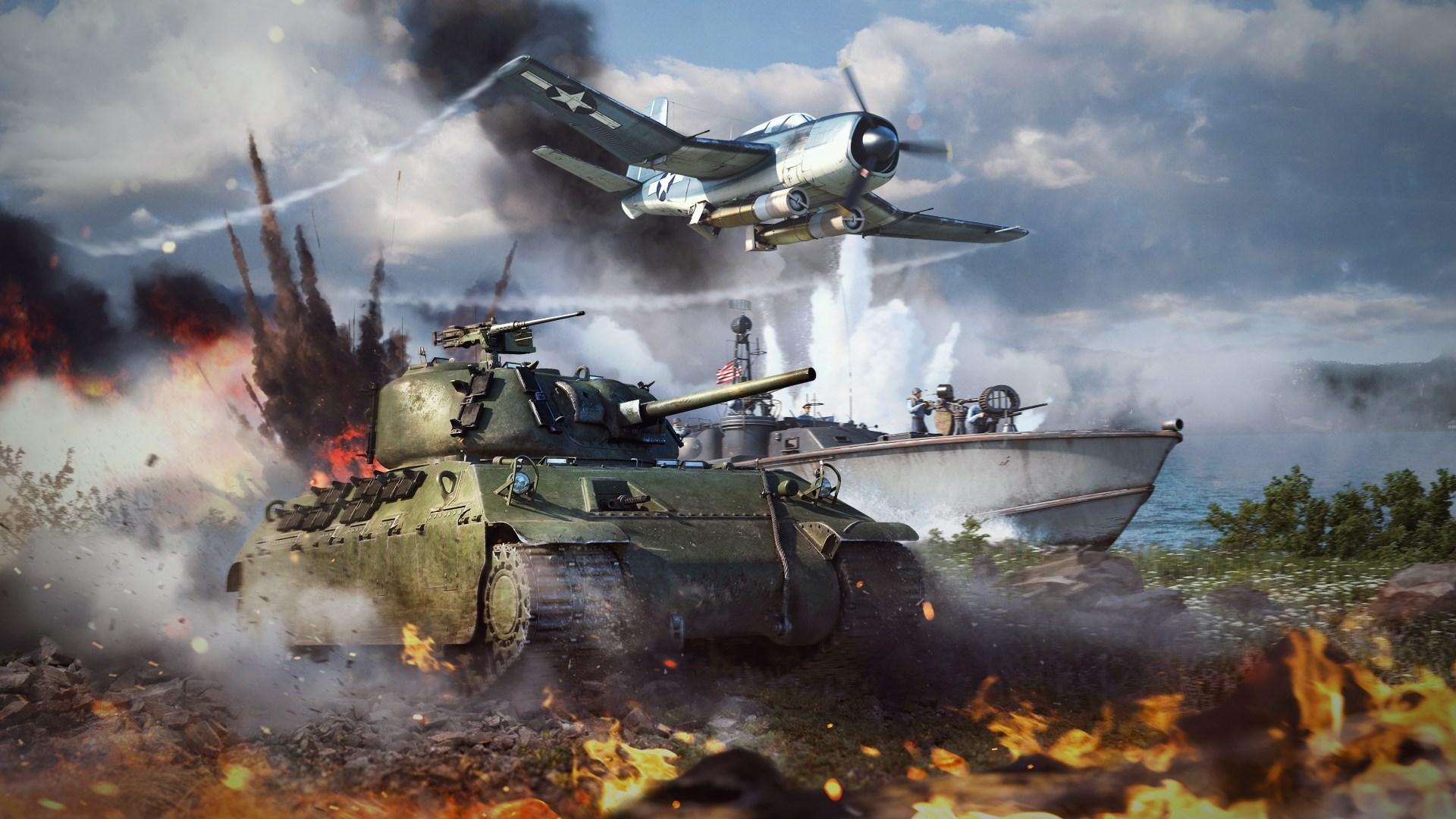 War Thunder - обновление 2.9.0.58