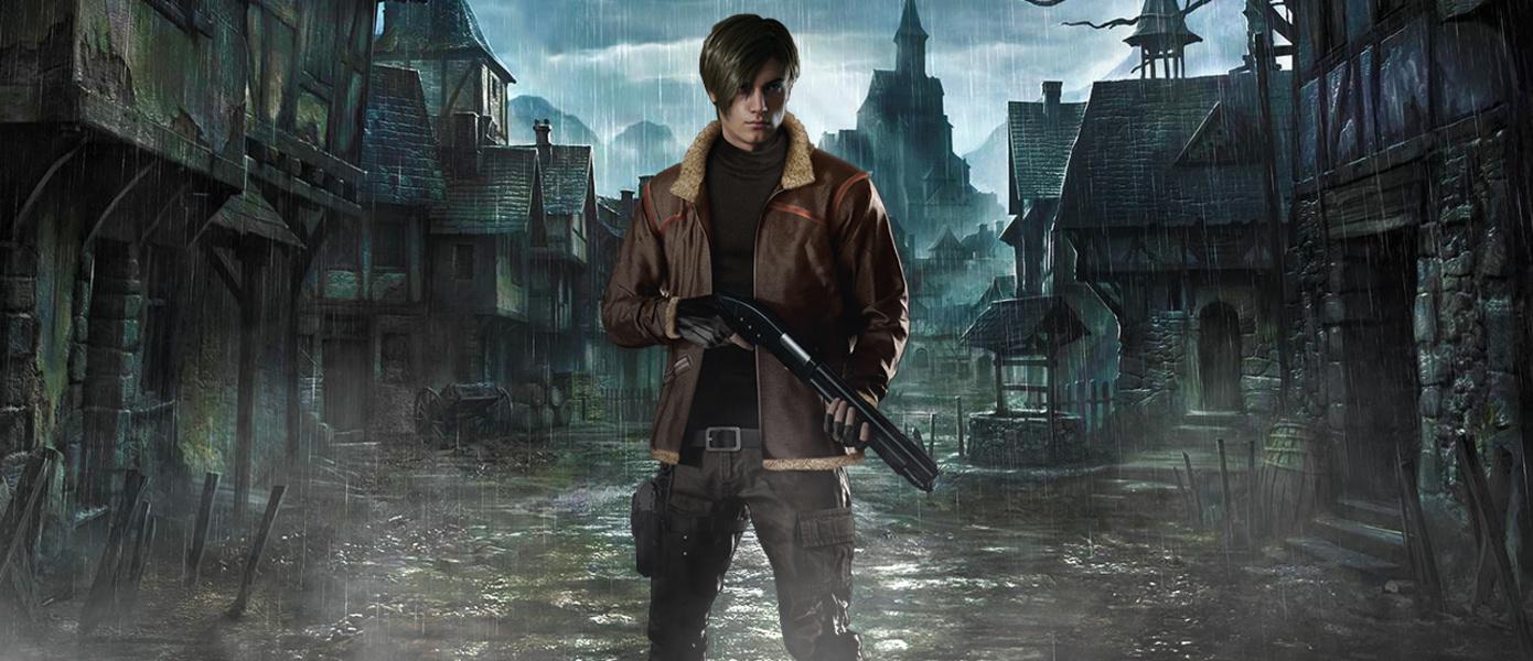 Resident Evil 4 VR выходит на Oculus Quest в октябре