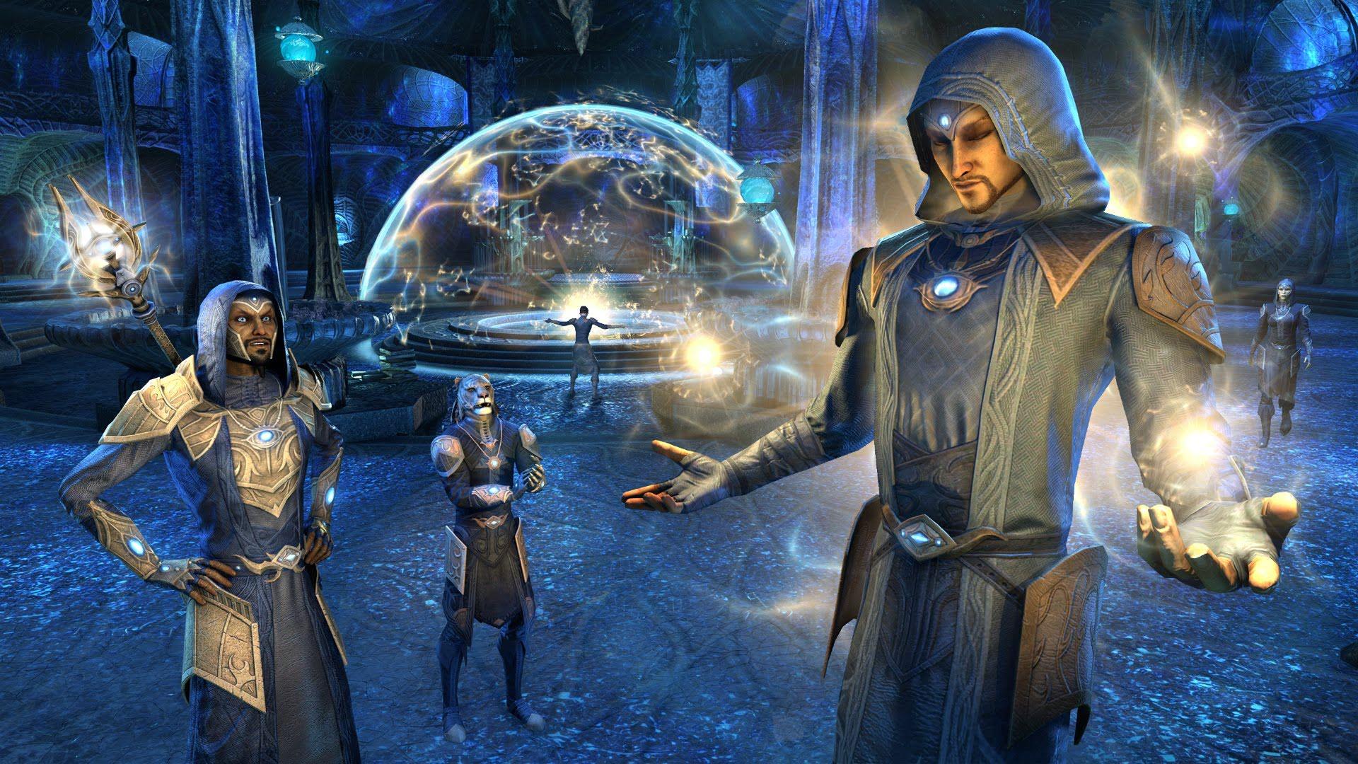 Орден Псиджиков в The Elder Scrolls Online: Как присоединится?