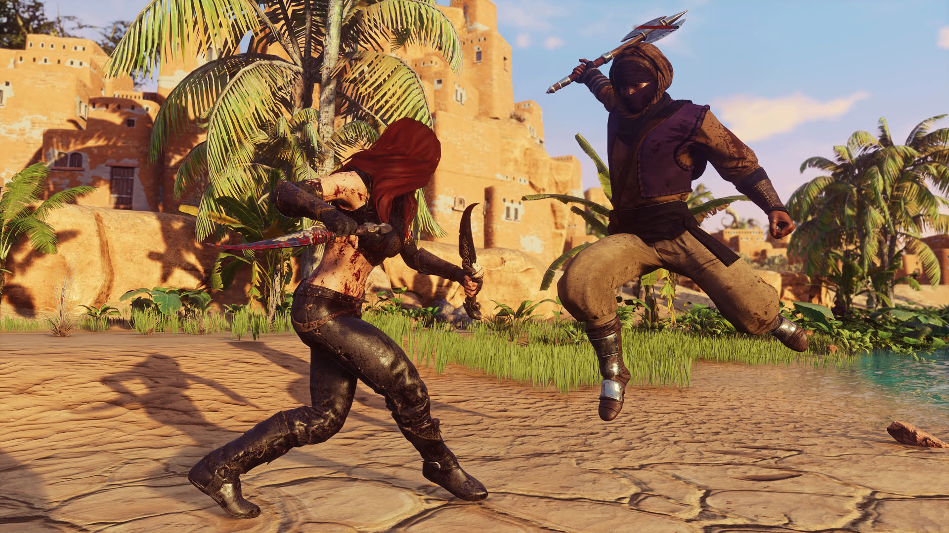 Метательное оружие в Conan Exiles: Дротики