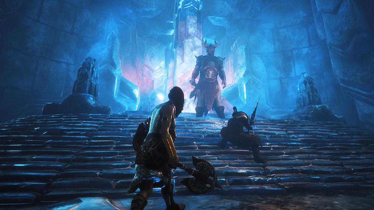 Ледяной Храм в Conan Exiles: Гайд по прохождению