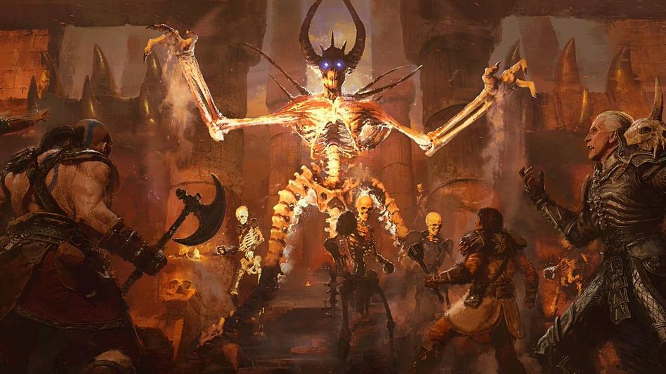 Лучший класс Diablo 2 для выбора в Resurrected