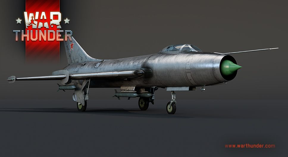 Су-7Б: новая доктрина