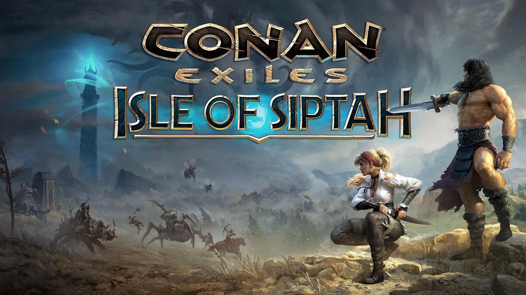 [RU/EU] TRUE-GAME - Isle Of Siptah [PVE X5]