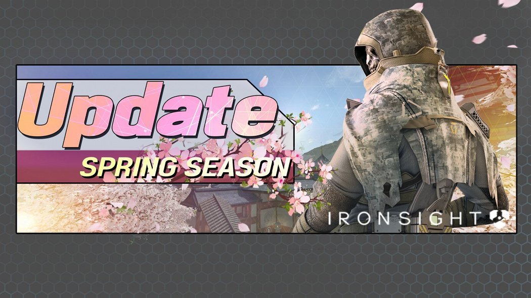 Ironsight 08.04 Весеннее обновление