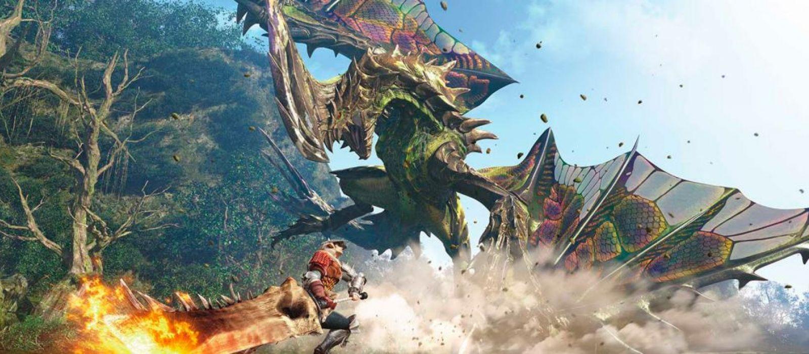 Железы Monster Hunter World: Водяная, Электрическая, Отравленная и Пламенная