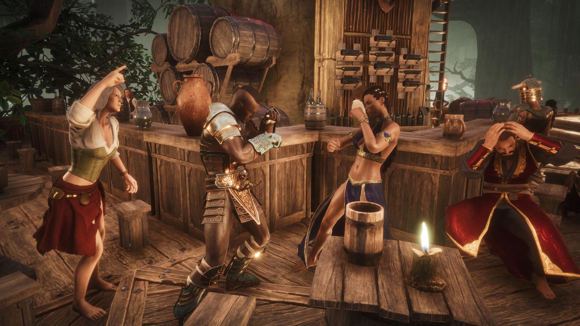 Пивоварение в Conan Exiles: Полный Гайд