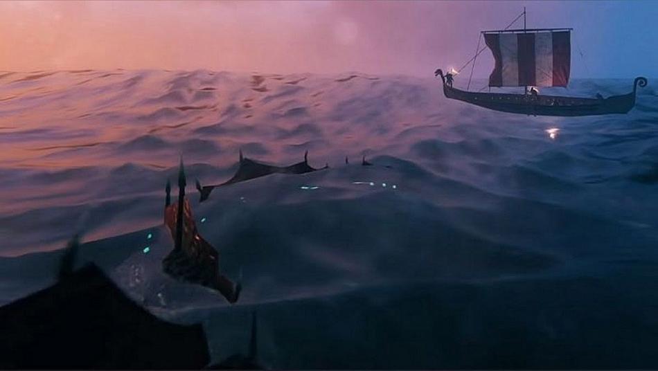 Морской змей в Valheim: Как убить морское чудовище и добыть его чешую?