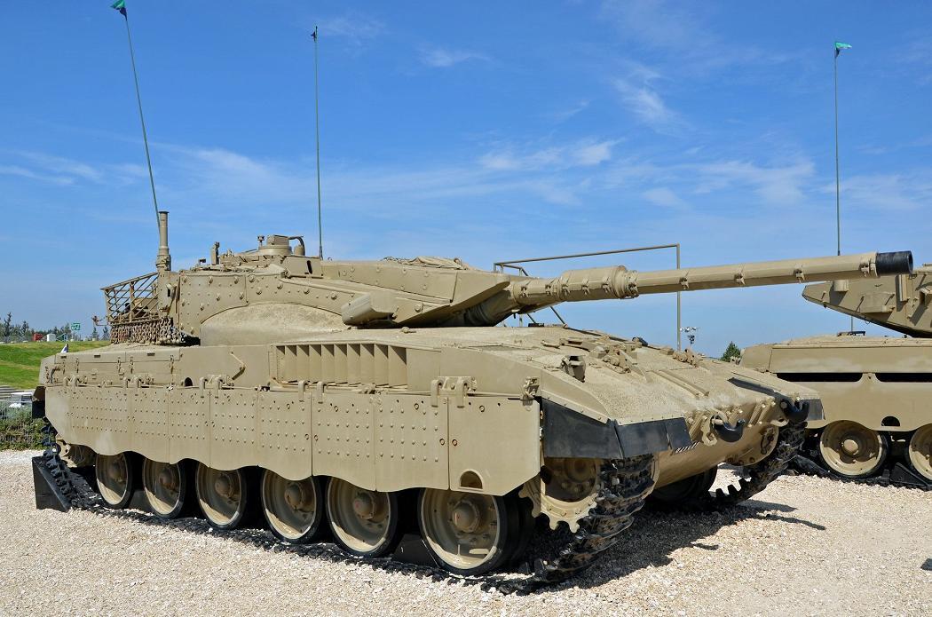 Armored Warfare: Исторический камуфляж – Израиль