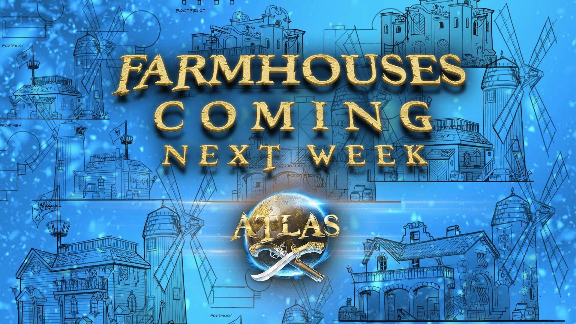 Тизер: Прибытие на следующей неделе - фермы и покупка кораблей с золотом!