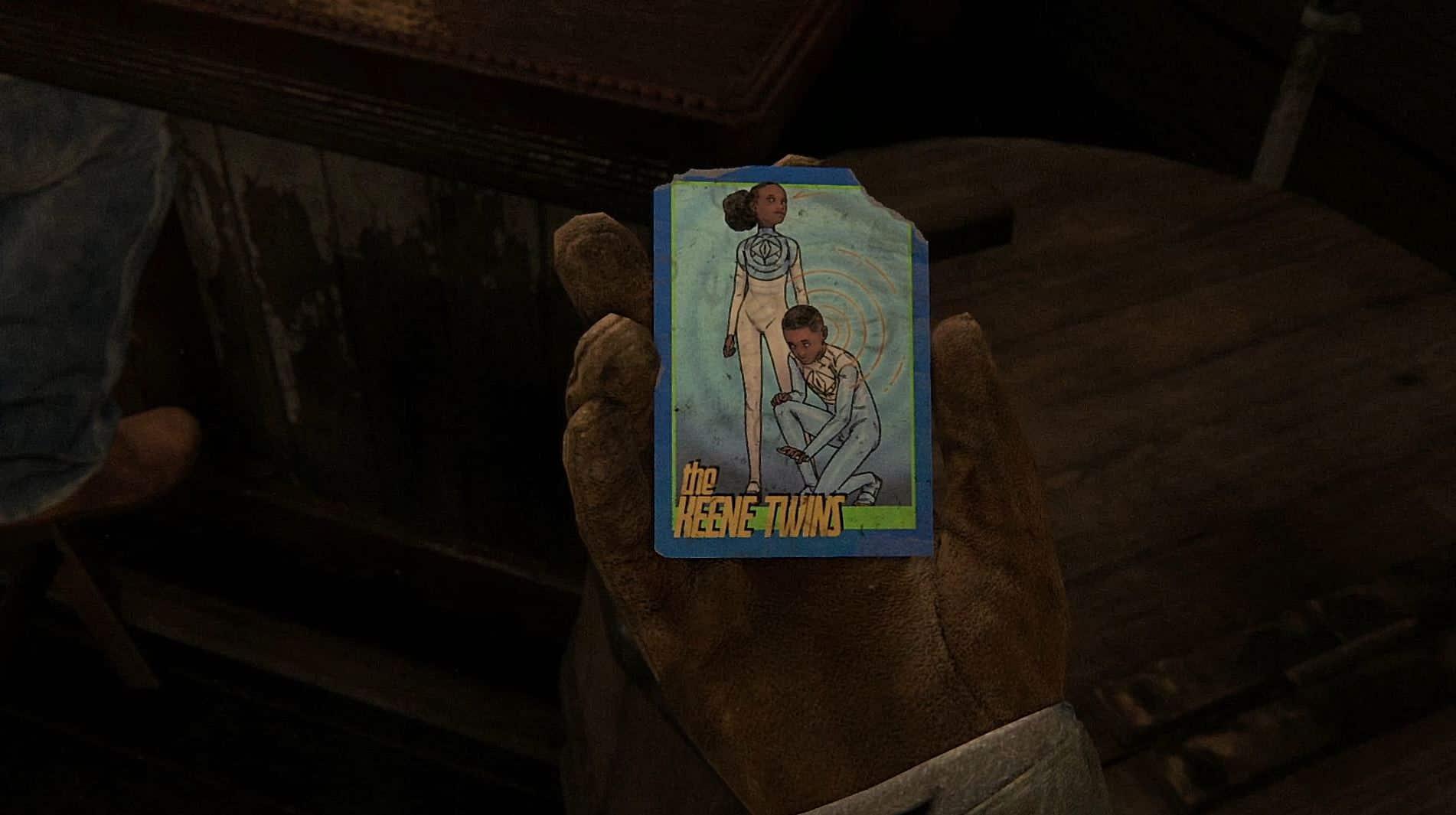 Коллекционные карточки в The Last of Us 2: Где найти все?