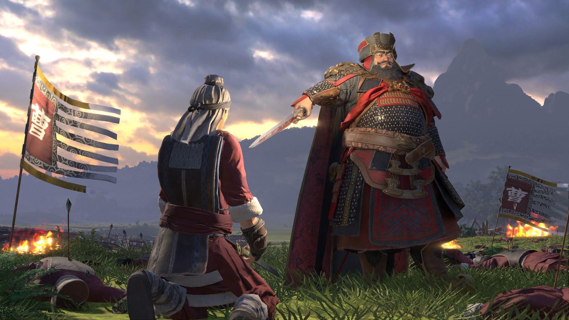 Параметры генерала в Total War: Three Kingdoms - Как их повысить?