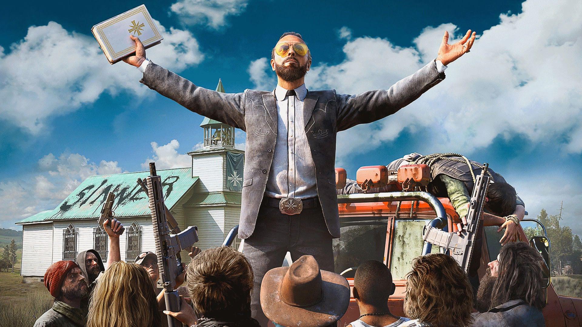 Гайд для новичков в Far Cry 5: Полезные советы