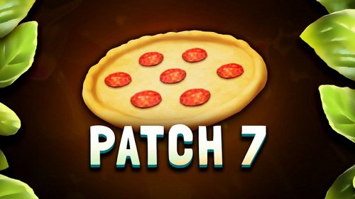 Pizza Patch #7🍕