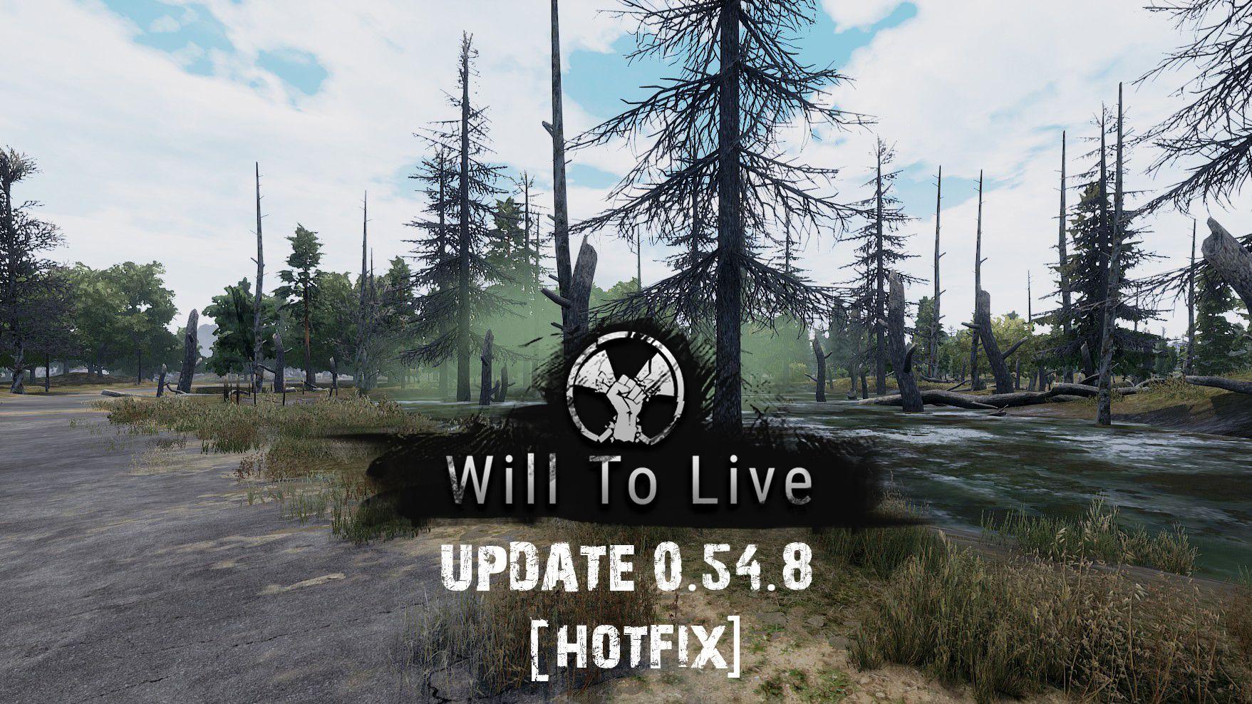 Обновление 0.54.8 [hotfix]
