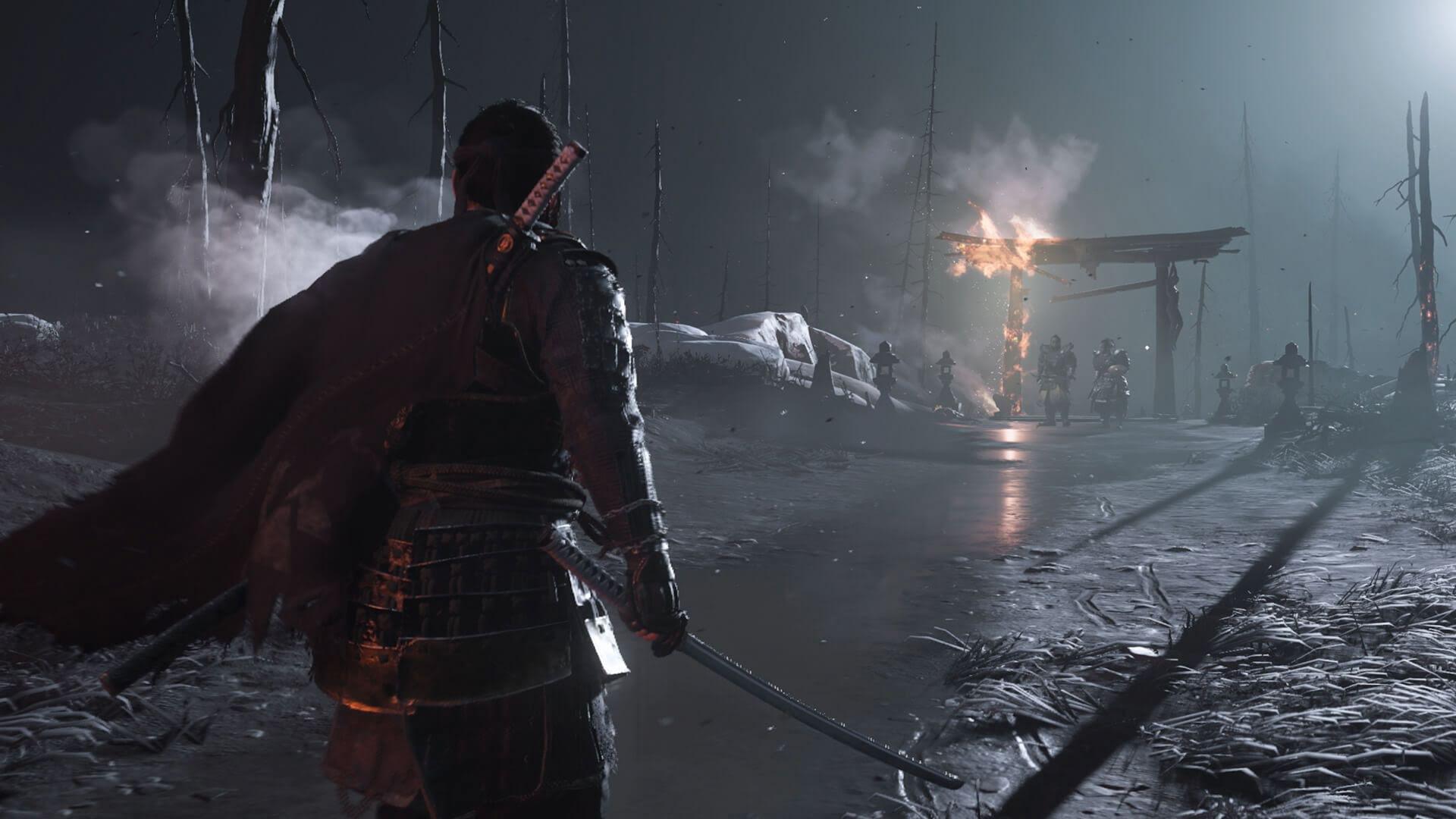 Путь Призрака в Ghost of Tsushima: Как стать настоящим Призраком?