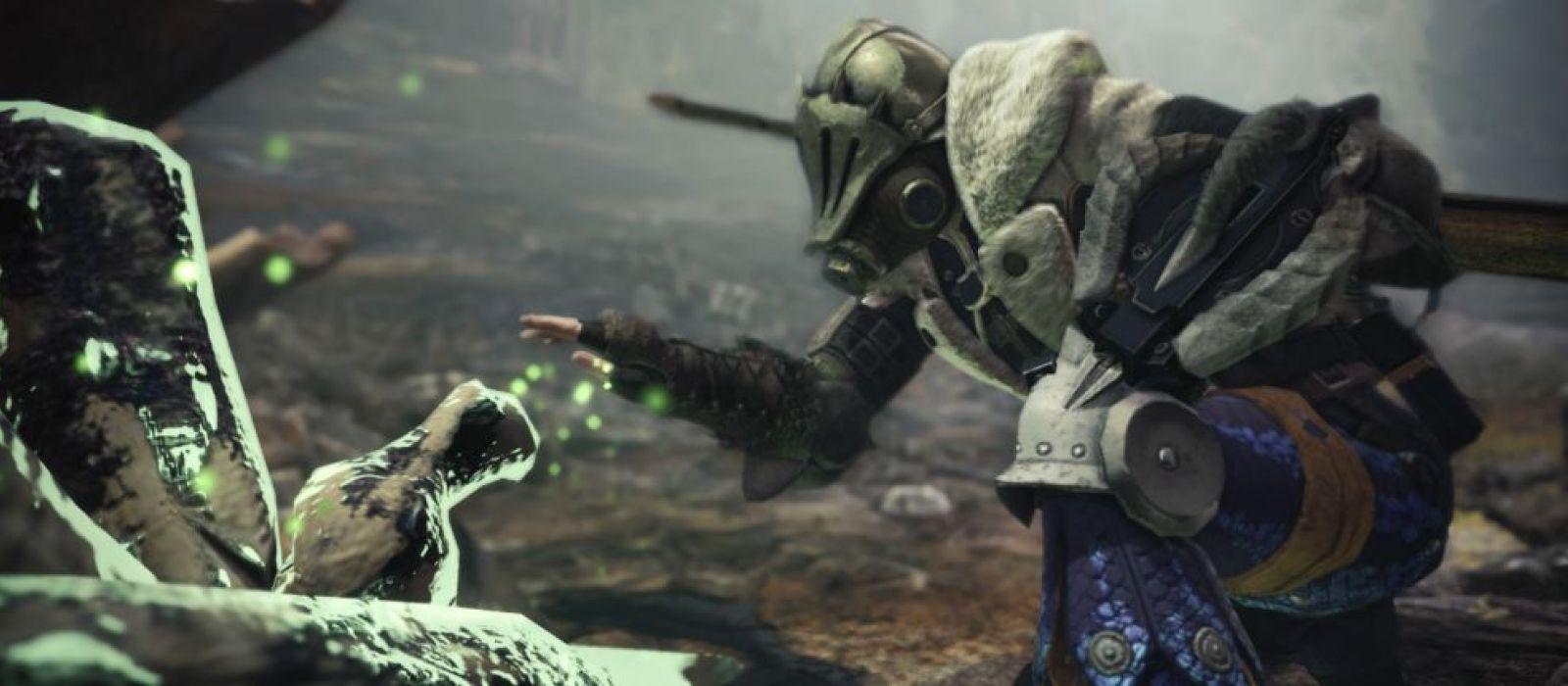 Как найти кости в Monster Hunter World: Искаженные, Массивные и Древние