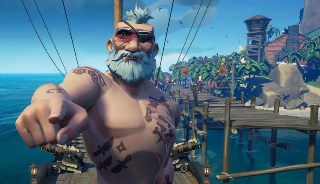 Одиночная игра в Sea of Thieves: Как играть соло? (Полезные советы)